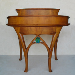Art Nouveau Creative Writing Desk
